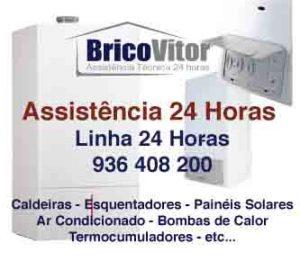 Empresa de Assistência Técnica Caldeiras Vulcano 24 Horas Lisboa