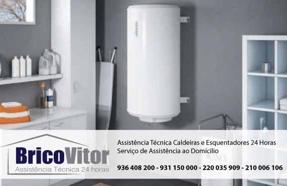 Assistência Caldeira Porto