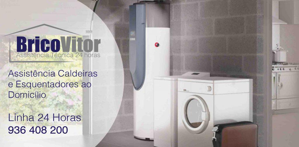 Empresa de Assistência Técnica caldeiras a gás e Gasóleo 24 horas